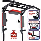 Amazon Com Wacces New Wall Mounted Chin Up Pull Up Push