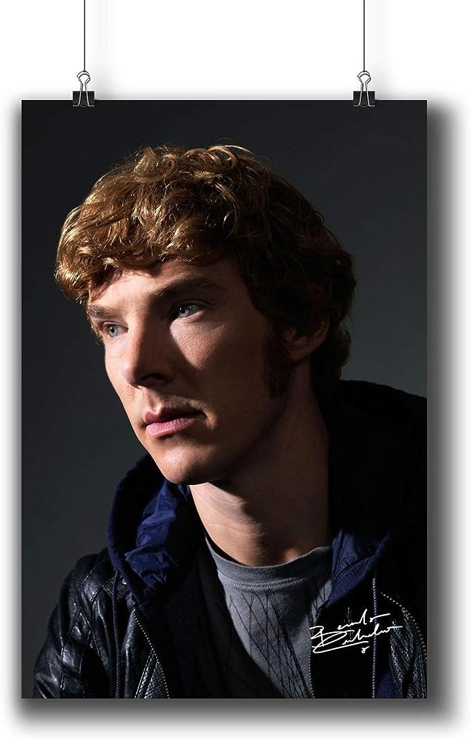 Benedict Cumberbatch Movie Actor Large Wall Art Poster Print
