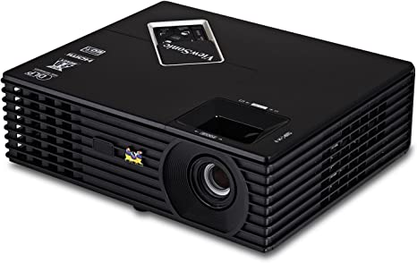 Amazon.com: Proyector ViewSonic DLP 3D Blu-Ray, con HDMI ...