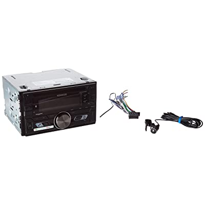 Kenwood DPX503BT Double DIN Bluetooth CD AM/FM USB Car Audio Receiver: Car Electronics