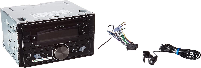 Kenwood Double DIN Car Audio Receiver