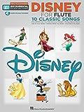Flute Easy Instrumental Play-Along: Disney. Partitions, Downloads pour Flûte Traversière