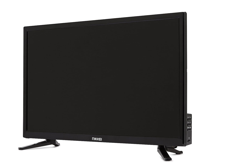 Nikkei NL2405FHD Televisor 24 LED Full HD, pantalla de platino de 24