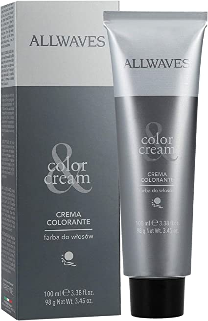 ALLWAVES Professionnelle Cream Color 5.3 Light Golden Brown ...