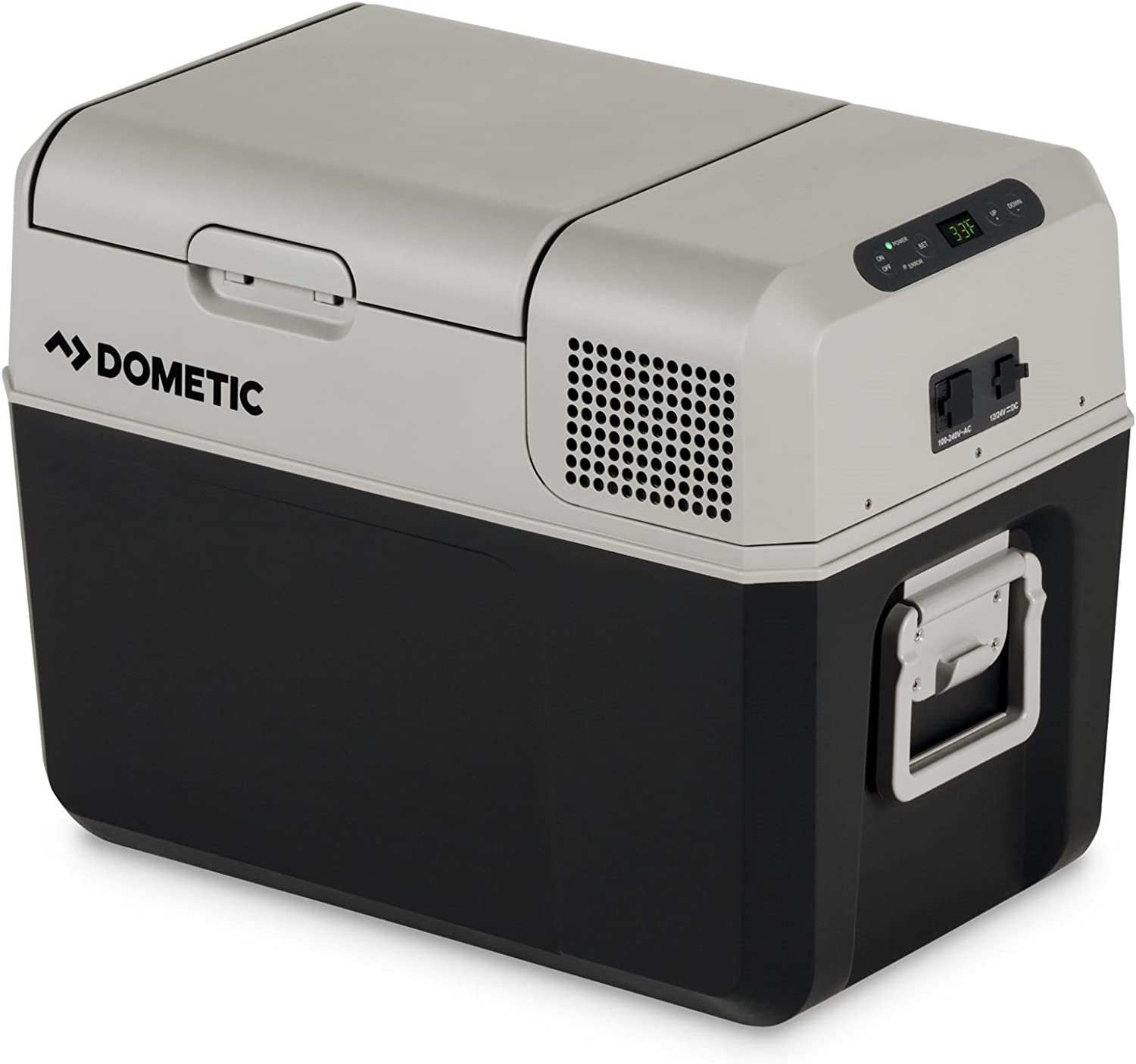 DOMETIC AC/DC Best Portable Camping Fridge.