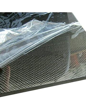 Fibre de carbone bande 50 mm x 2 mm x 500 mm