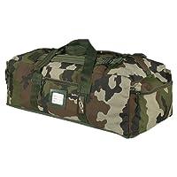 Sac militaire commando OPEX 80 L - Noir ou Cam