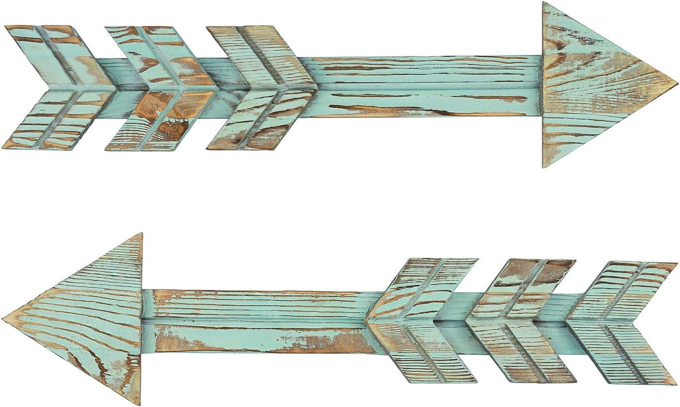 Metal Arrow Metal Decor Farmhouse Boho Metal Art Arrow Tribal Decorative