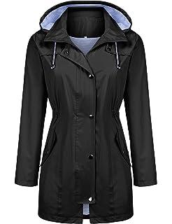 Amazon.com: Clearance Windproof COPPEN Women Christmas Rain ...