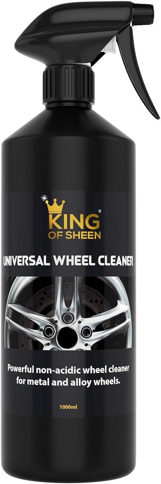 King Of Glanz Universal Leichtmetallfelgen Reiniger Alloy Wheel Cleaner Auto