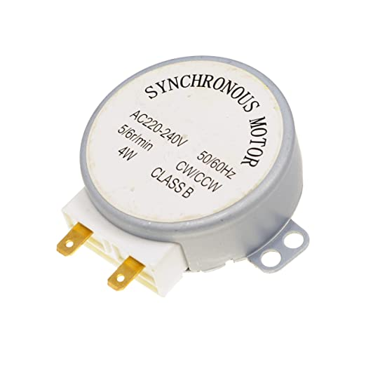 Horno microondas TYJ50-8A7 4 W 5/6 RPM 11 mm motor giratorio de ...