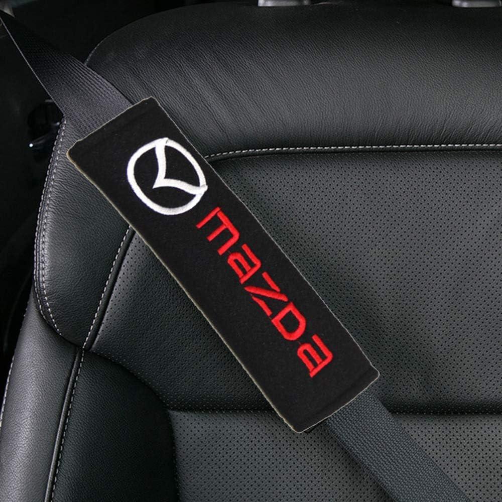 Mazda Seat Belt Cover Shoulder Pads Mazda2 Mazda3 Mazda5 Mazda6 RX8