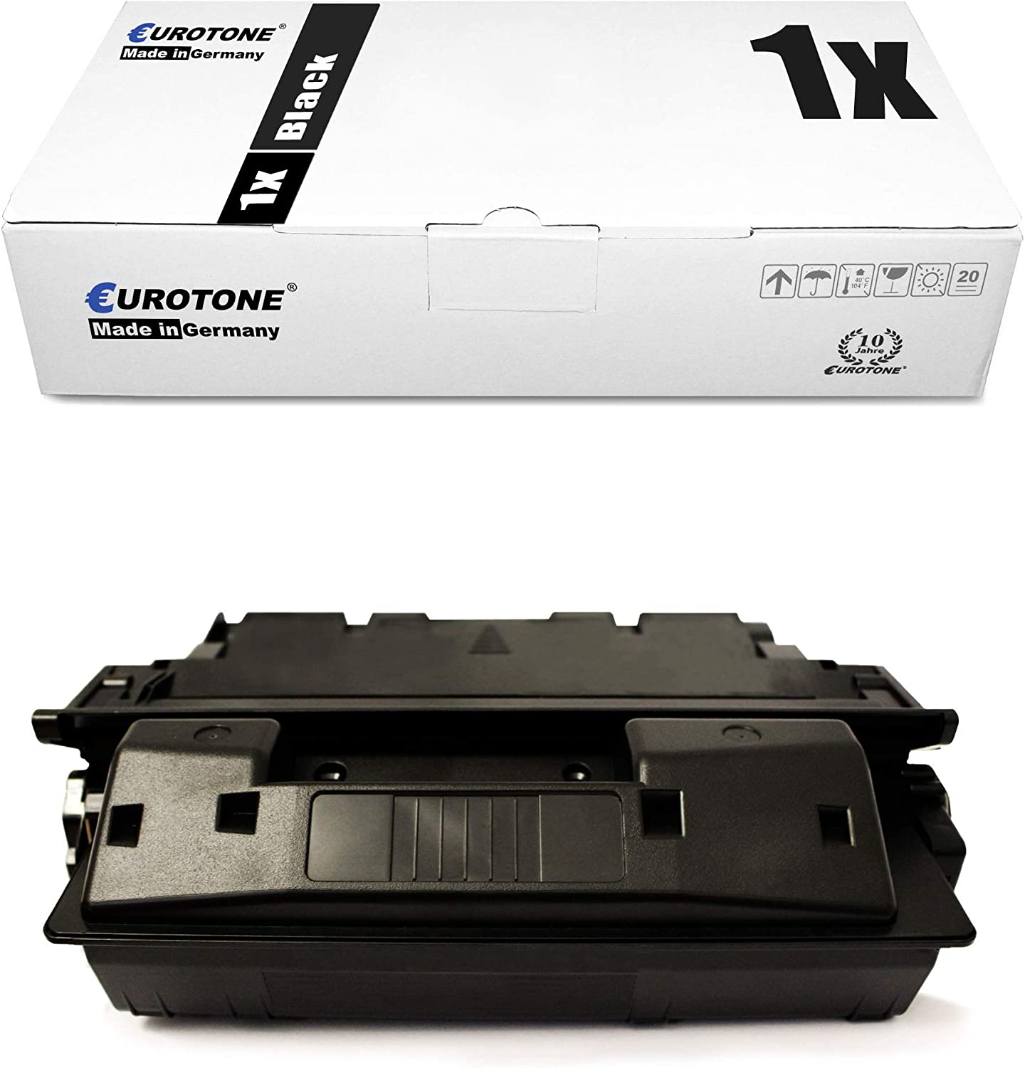 Eurotone Remanufactured Toner for HP Laserjet 2100 2200 DT XI SE D DSE DN TN M DTN Replaces C4096A 96A