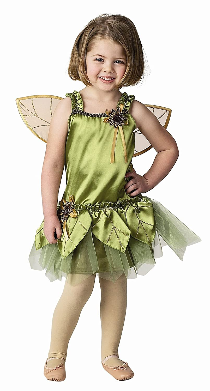 Get Real Gear Garden Fairy with Detachable Wings, Size 4/6