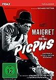 Maigret und der Fall Picpus (Picpus) / Spannender Maigret-Krimi nach einem Roman von Georges Simenon (Pidax Film-Klassiker)