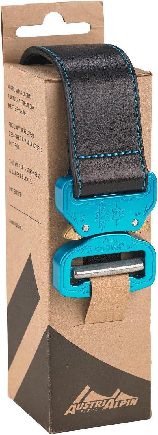 Austrialpin Leather Belt Cobra/® 38mm