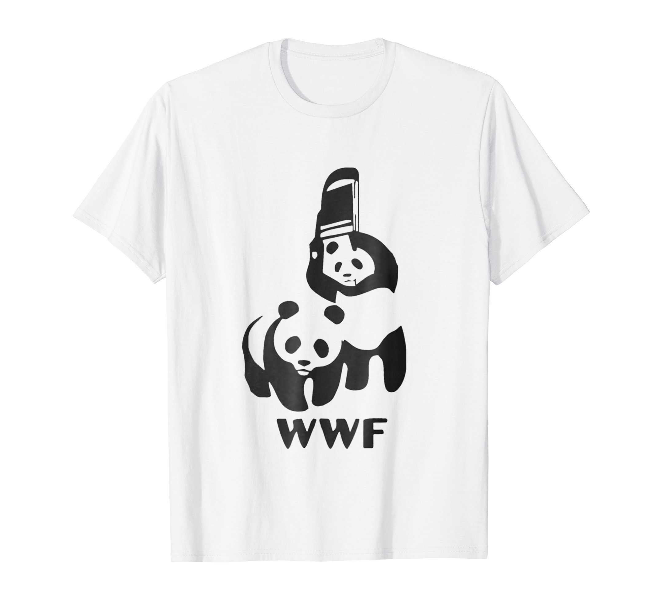 Panda Bear Wrestling t-shirt by bR FUNNY T-SHIRT