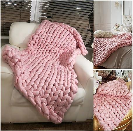 Tricoter un plaid