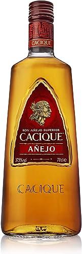 Cacique Añejo Ron, 700ml: Amazon.es: Alimentación y bebidas