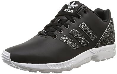 adidas Women s Zx Flux W Gymnastics Shoes Black Size  4.5 UK a475bd8708