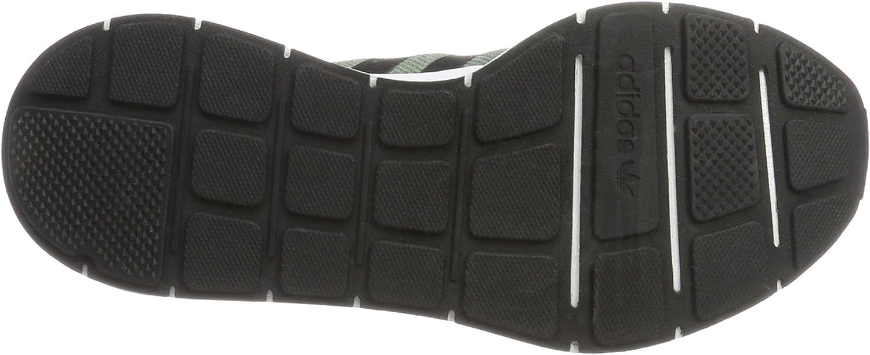 Adidas Herren Swift Run Laufschuhe, Schwarz Mehrfarbig Trace Cargo Met F17 Core Black Ftwr White