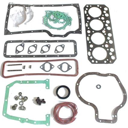 Isuzu DA220 Engine Gasket Kit for TCM Komatsu Forklift FD35Z5 Truck and Loader