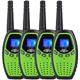 Amazon Price History for:Walkie Talkies for Kids x 4 Mksutary Two Way Radio 3KM/1.9MI Range (MAX 5KM/3.1MI) Outdoor Toys for Boys Activity with Long Distance Range(Green)