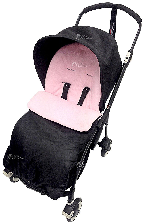 Saco/Cosy Toes Compatible con Bugaboo Bee luz rosa: Amazon.es: Bebé
