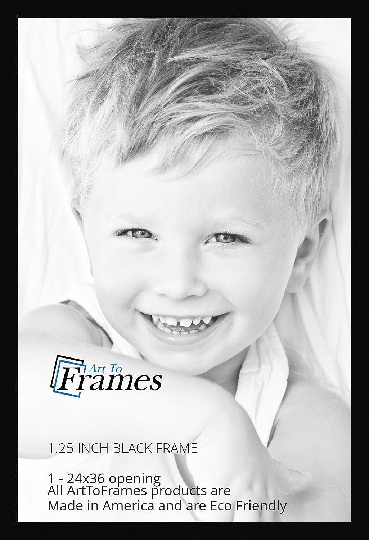 Amazon arttoframes 24x36 inch black satin picture frame amazon arttoframes 24x36 inch black satin picture frame womcf 105 048c 24x36 single frames jeuxipadfo Images