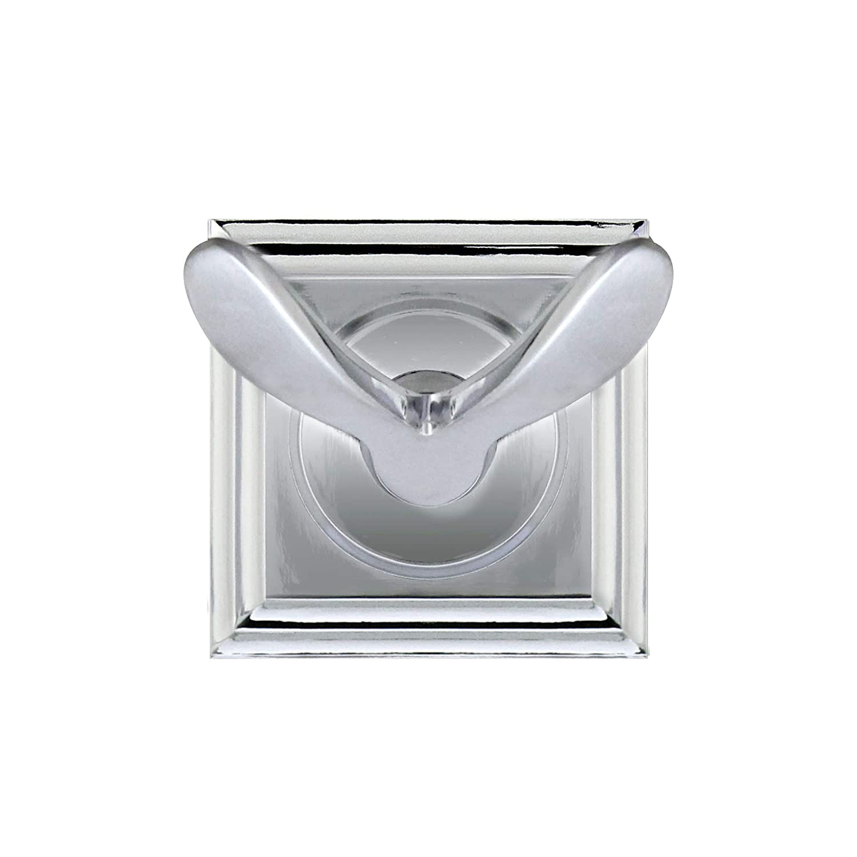 "MODONA 24/"" Double Towel Bar Square Series Polished Chrome 5 Year Warranty"
