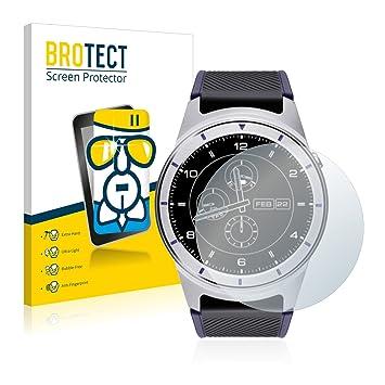 BROTECT Protector Pantalla Cristal Compatible con ZTE Quartz ...