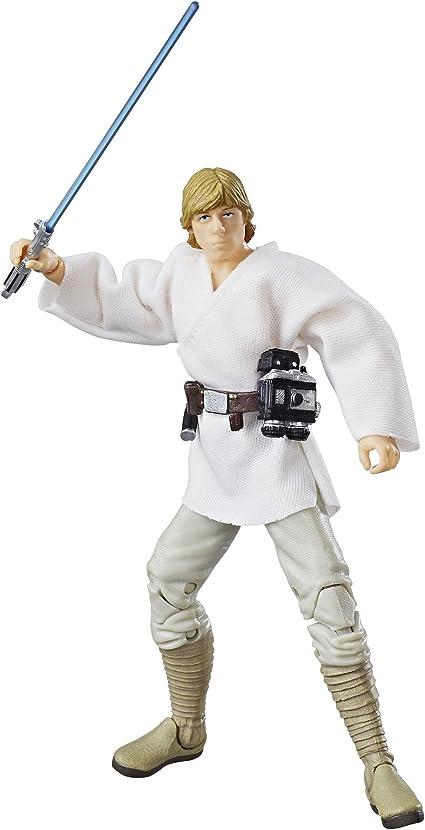 "A New Hope 6/"" Collectible Figure Star Wars The Black Series Luke Skywalker"