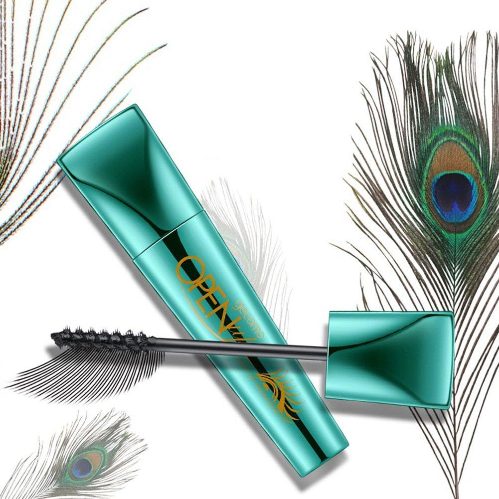 Amazon.com : Mascara gLoaSublim 9ml Curly Thick Waterproof Eyelashes Mascara Anti-Smudge Long Lasting Makeup : Beauty