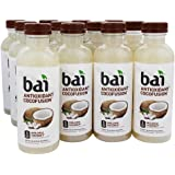 Bai5, 5 calorie Variety Pack, 100% Natural, Antioxidant Infused Beverage, 18-Ounce Bottles (Pack of 8) PLUS 1 FREE bottle! (Molokai Coconut)