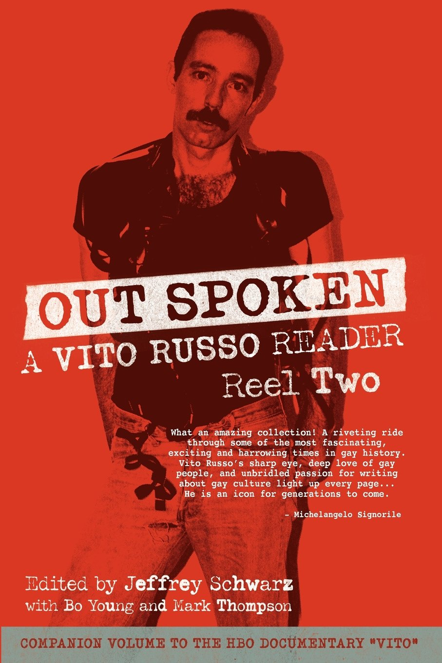 Read Online Out Spoken: A Vito Russo Reader - Reel Two pdf epub