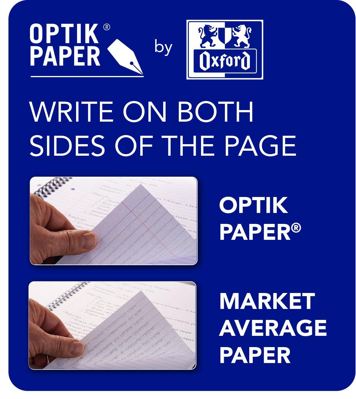 Oxford Campus A5/notebook/ /verde confezione da 5