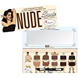 theBalm Lidschatten-Palette Nude Dude Palette, 1er Pack