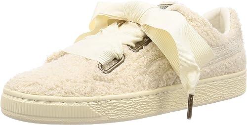 PUMA Basket Heart Teddy Women Sneakers