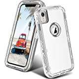 ORIbox iPhone XR Case for Women & Men, Heavy Duty Shockproof Anti-Fall case, More Suitable for People with Big Hands…