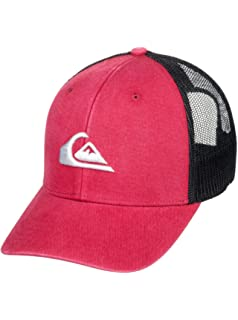 huge selection of 41ae7 48533 ... order quiksilver mens grounder trucker hat 976b6 5a01a