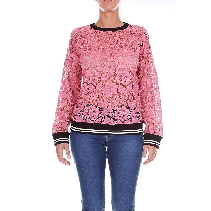 Valentino Mujer Pb3mf03h3c6i78 Rosa Algodon Suéter: Amazon.es: Ropa y accesorios