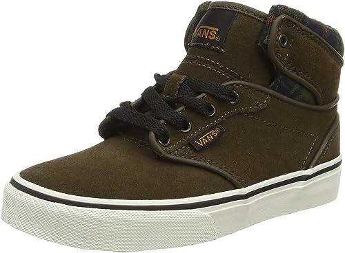Vans Atwood Hi, Sneakers Hautes Mixte Enfant: