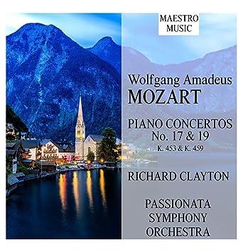 Passionata Symphony Orchestra & Richard Clayton - Mozart
