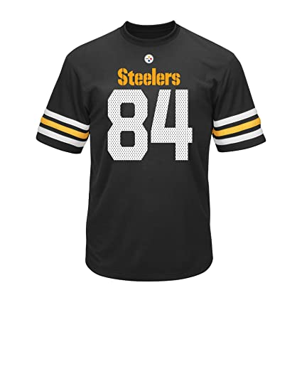 sports shoes 5d846 29e36 Amazon.com : VF LSG NFL Pittsburgh Steelers Antonio Brown ...