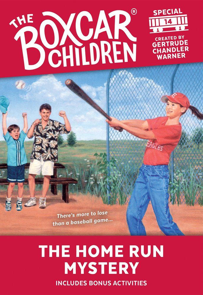 The Home Run Mystery (The Boxcar Children Special #14) pdf epub