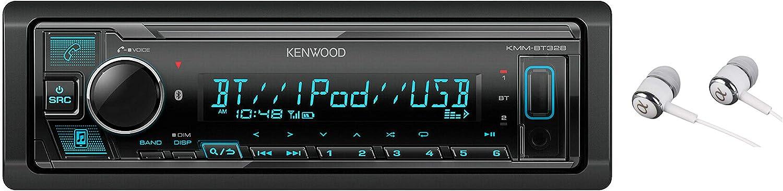 Kenwood Bluetooth Digital Media Player Car Stereo