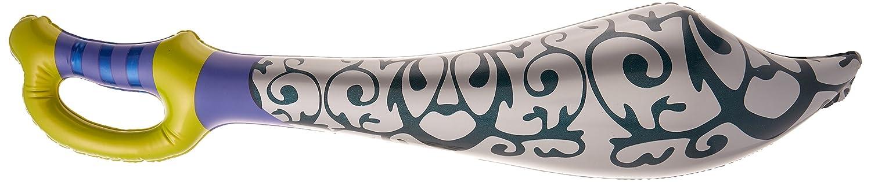 Unbekannt Piratenschwert aufblasbar, 61 cm