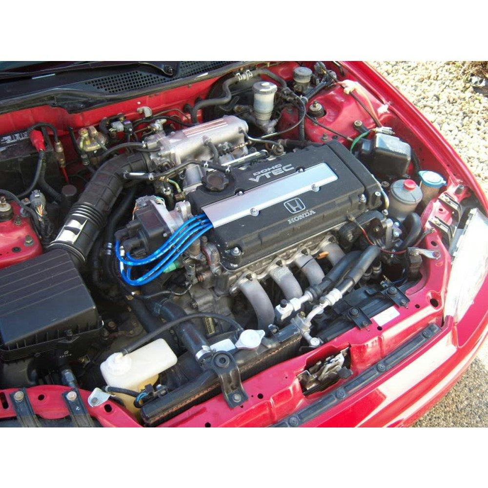 DD oro anodizado Cam Gear Polea para Honda Civic CRX Del Sol EF9 EG6 EK4 EK9 Acura Integra GSR DB8 DC2 B16 A b16b B18 C DOHC VTEC: Amazon.es: Coche y moto