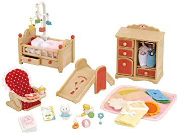 Sylvanian Families Baby Room Set