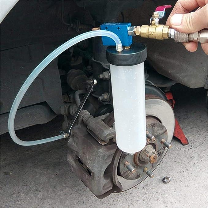 Kit de Coche Auto Líquido de Frenos Cambio de Aceite de reemplazo de Herramientas Embrague hidráulico Bomba de Aceite de Purga Cambio de vacío escurrido: ...